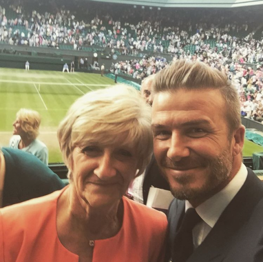 // David Beckham Instagram